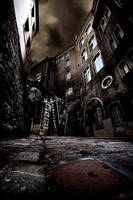 old street II by spako
