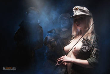 When a German sergeant loves you by Vandych100