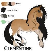Clementine by horsegirl121