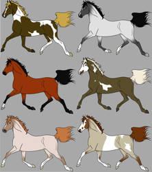 Kandy918 Customs Pt. 1 by horsegirl121
