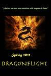 Dragonflight Poster by Stellaretak
