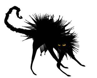 Kitty by Ronacat
