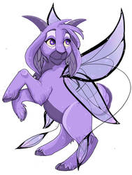 UC Faerie Ixi by Ronacat