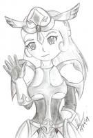 Crusader by GhostHead-Nebula