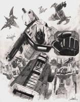 Autobots by LivioRamondelli
