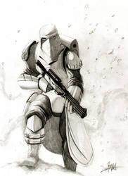 Snowtrooper by LivioRamondelli