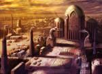 DC Universe Online-Kahndaq by LivioRamondelli
