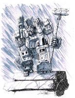 Warpath commission by LivioRamondelli