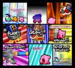 Kirby vs Dedede by LoneAlchemist09