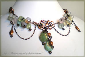 Dreaming of Spring by blackcurrantjewelry