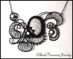 Night Cloud II by blackcurrantjewelry