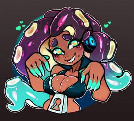 Marina ~ Octowaifu by Limbo-Studios