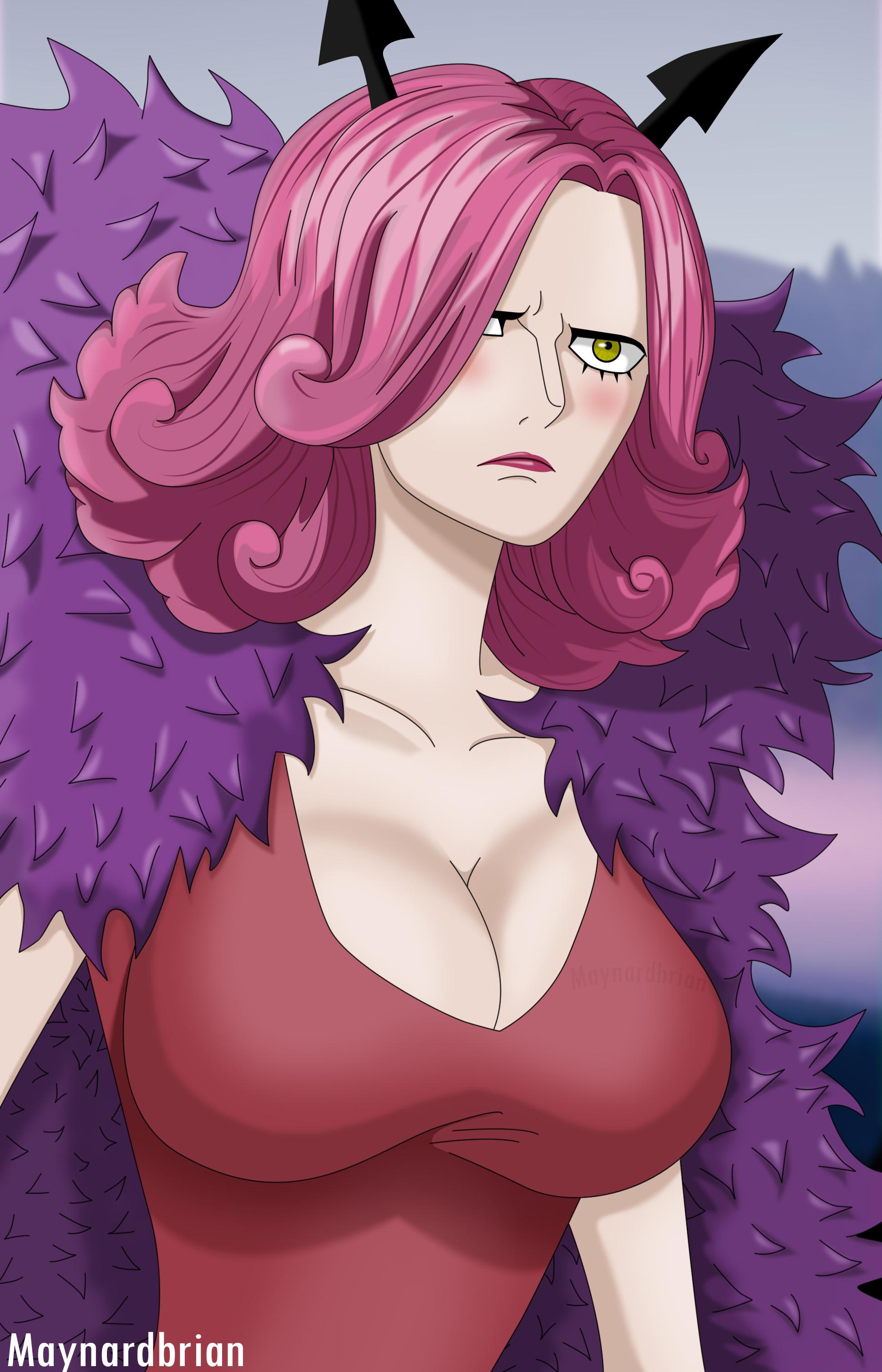Charlotte Galette - One Piece by maynardbrian