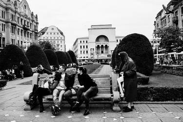 selfie by AncaCernoschi