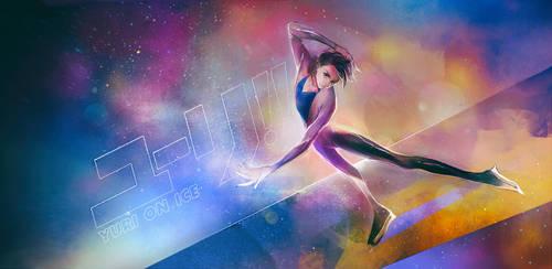 Yuri On Ice - Yuri by terrie923