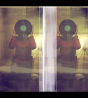 Gramophone record cliche by intenseheartattack