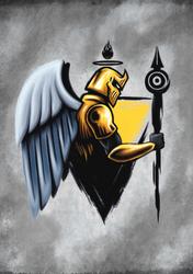 Black Angel by Vladiftimescu