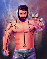Big Guy by Vladiftimescu