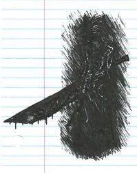 Father sketch by ArcNine