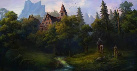 Witcher by Reinmar84