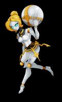 Orianna, the Lady of Clockwork by halotheme