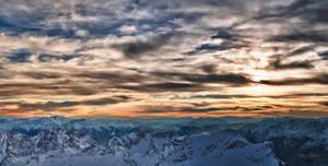 Zugspitze Vista 03 HDR by Creative--Dragon