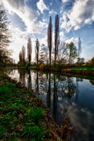 Calm Waters of Spring HDR by Creative--Dragon