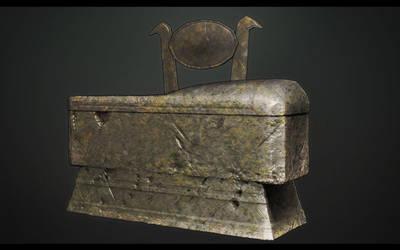 Sarcophagus_Sculpt by IllysianB
