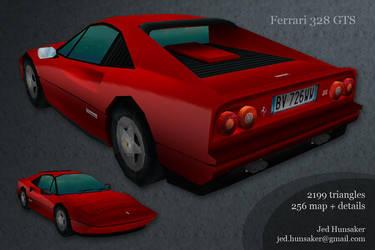 Ferrari 328 GTS by nanobot