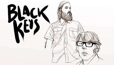 Black Keys by overkill79
