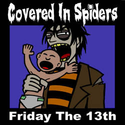 Friday The 13th by coveredinspiders