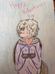 A Valentine from Nikolay by UnluckyKitty13
