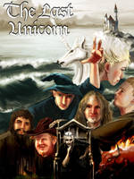 The Last Unicorn by reversenorm