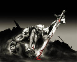 Fallen Hero by reversenorm