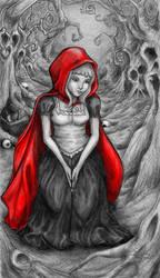Red Riding Hood by SarembaArt