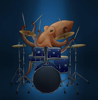 Octodrums by FarArden