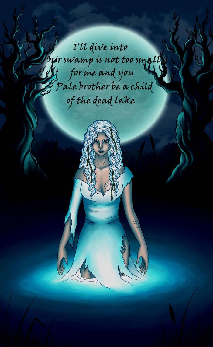 The dead lake by FarArden