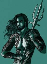 Aquaman by FarArden