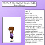 Character Profile- Laura by anilovespeace
