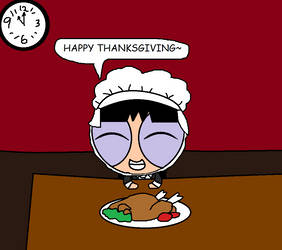 Happy Thanksgiving! by anilovespeace