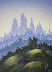 Hillside by Panagosart
