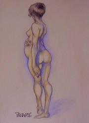 Watercolor studies by Panagosart