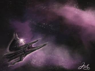 Spaceship by jas7229