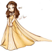 Yellow Queen by ruby-chan