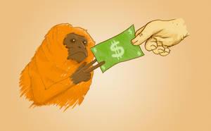 Pagando Mico by FernnadoInk