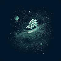 Space Ship by FernnadoInk