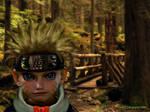 Naruto Forest  Untooned Papiel by curi222