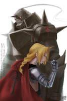Fullmetal Alchemist by madebykit