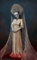 Vampire Bride by madebykit