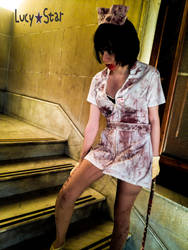 Demon Nurse - Silent Hill 3 by LucyStar08